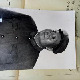 毛主席照片。