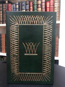 《LEAVES OF GRASS(草叶集)》Easton Press 真皮精装收藏版