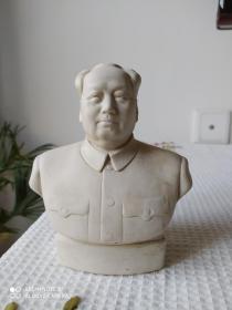 文革时期:毛主席素瓷像