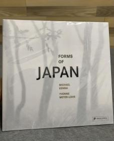 Michael Kenna: Forms of Japan 迈克尔·肯纳:日本形式