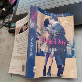 One Day【看图   内页干净】现货4