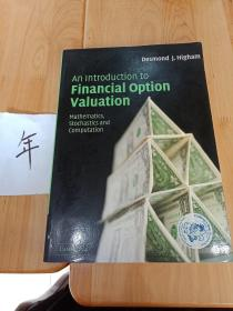 An Introduction to Financial Option Valuation:Mathematics, Stochastics and Computation