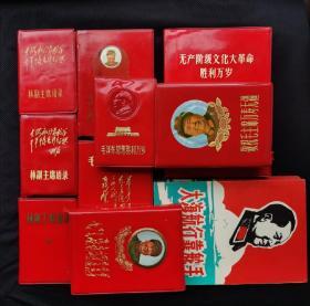 红宝书10本