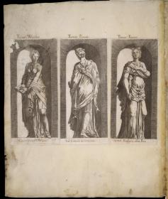 十六世纪中期绘本:宇宙学汇编/Compendium of Cosmography,被认为是《航海术》/El arte de navegar的节选,佩德罗·德·麦地那撰,其中包含有关占星术和航海的信息,供非专业人士参考。这本印在羊皮纸上的对手稿包含11幅精美的天文学和人物图像,并有附文。本店此处销售的为该版本的仿古道林纸、彩色高清原大单面复制、无线胶装本。