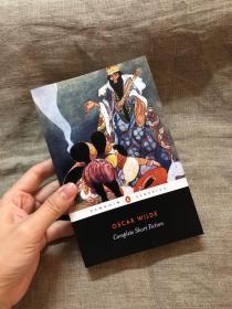 Complete Short Fiction 王尔德短篇全集【Penguin Classics, 企鹅经典黑皮系列,英文版】