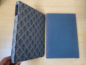 (配书匣、sandglass)The Life of Benvenuto Cellini written by himself 本韦努托·切利尼自传,著名的Heritage Press 插图书,精装超大16开,重超1公斤