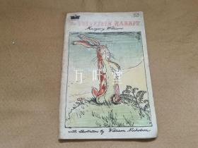 万叶堂 英文原版童书 the velveteen rabbit