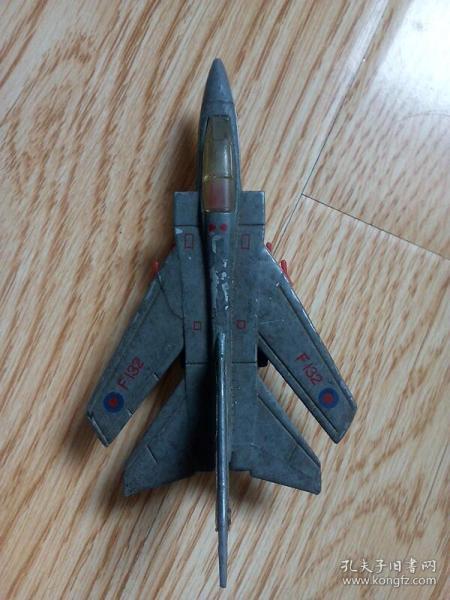 老飛機模型 火柴盒MATCHBOX F132戰斗機