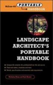 Landscape Architect's Portable Handbook-景观设计师便携手册