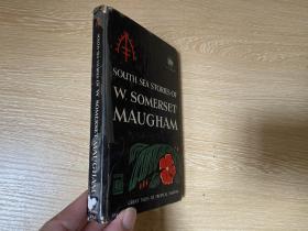 South Sea Sories of Maugham  毛姆《南太平洋故事集》英文原版,董桥:我喜欢读毛姆写的故事,年轻的时候喜欢,老了还喜欢,床头长年摆着好几本他的短篇小说集和一些我格外偏爱的长篇。他的游记他的散文也好看。精装