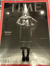 Time Magazine 2020年2月10日 时代周刊 科比纪念刊