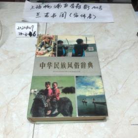 中华民族风俗辞典