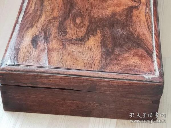 清代老黄花梨多宝盒