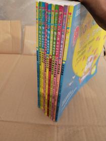 儿童英语拼读系列 :蒲公英英语拼读王 1-6(AB)共12册 无光碟
