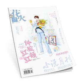 正版现货 花火彩版杂志2007B期 青春文学杂志《似脸颊红红》连载一《初恋暖色系》连载四《余声如歌》连载五《想你时雨停》连载四