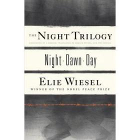 夜晚三部曲 英文原版 the night trilogy elie wiesel-
