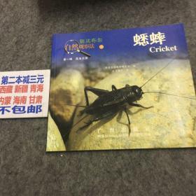 新法布尔自然观察法(第1辑)昆虫王国:蟋蟀