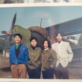 山东女子年轻时老照片