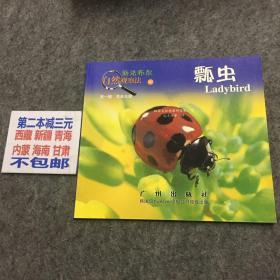 新法布尔自然观察法(第1辑)昆虫王国:瓢虫
