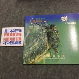 新法布尔自然观察法(第1辑)昆虫王国:蝉
