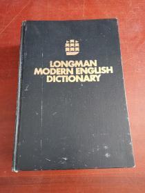 LONGMAN MODERN ENGLISH DIDTIONARY