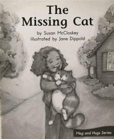 平装 the missing cat 失踪的猫