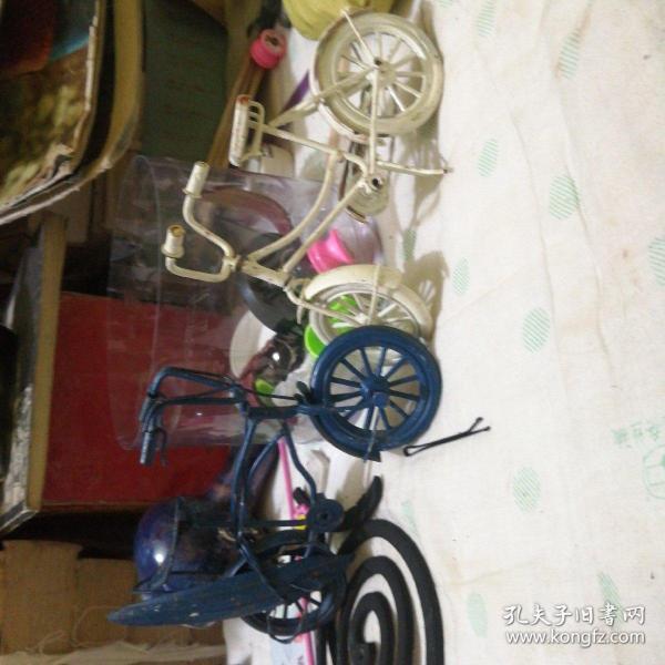 鐵皮自行車