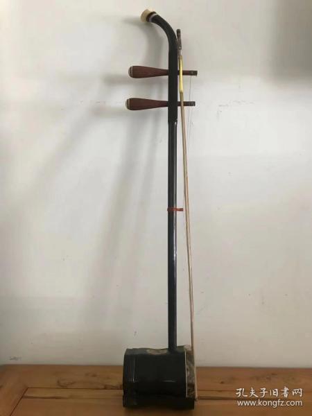 民國紅木二胡 尺寸 13/10/80厘米 保存完整 正常使用
