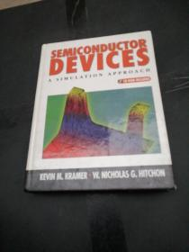 SEMICONDUCTOR DEVICES A SIMULATION APPROACH