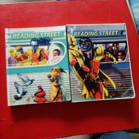 SCOTT FORESMAN READING STREET 6.1/ 6.2两册合售【国内影印】