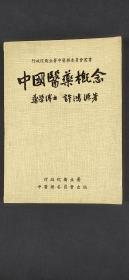 中国医药概念