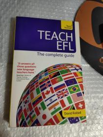 Teach Yourself Teach English as a Foreign Language