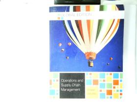 Operations and Supply Chain Management 英文原版