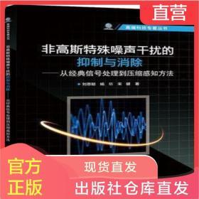 正版 非高斯特殊噪声干扰的抑制与消除 从经典信号处理到压缩感知方法 宽带通信系统技术书籍 无线通信窄带干扰OFDM传输系统键技术