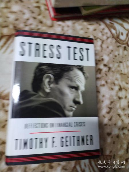Stress Test:Reflections on Financial Crises