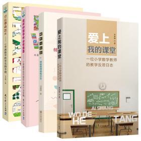 现货正版 刘善娜教育作品套装4册 把数学画出来 这样的数学作业有意思 爱上我的课堂 倾听与反思 教育科学 宁波出版社