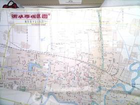 衡水市交通旅游图