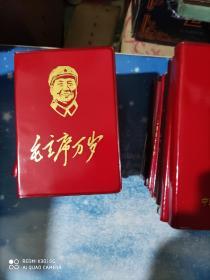 毛主席万岁笔记本【没有写过】