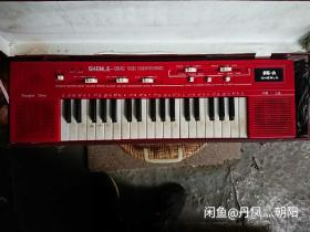 國營上海樂器修配廠 86 - A型雙喇叭標準鍵多功能電子琴