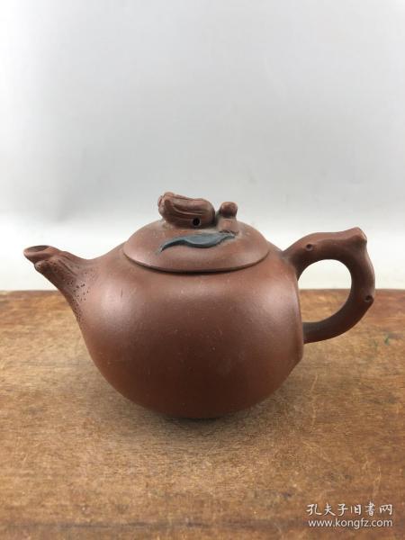 赔钱处理民国老茶壶B5067..