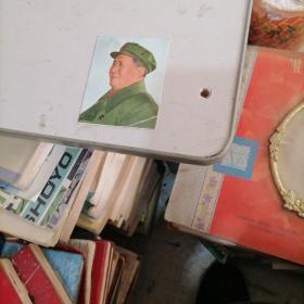 毛主席彩色照片