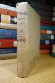 1933年 杰克·伦敦 白牙 White Fang
