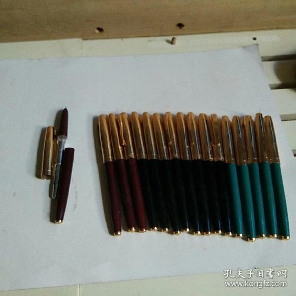 永生鋼筆712全新 每支45元。