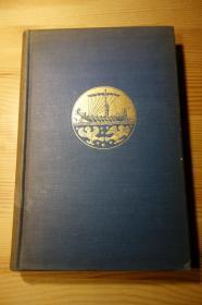 1932年牛津大学版 荷马史诗 奥德赛 The Odyssey of Homer  ( newly translated into English prose ) 布面精装毛边