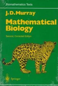 Mathematical Biology (biomathematics, Vol 19)