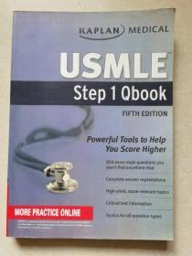 Kaplan Medical USMLE Step 1 Qbook  药学考试题 大厚本