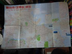 烟台交通旅游图