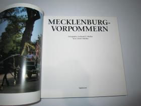 MECKLENBURG-VORPOMMERN sehen & erleben