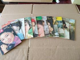 电影故事1981年(1--12期),共十二本合售