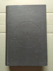 英文版:Photographic LAB Hand Book(攝影手冊)